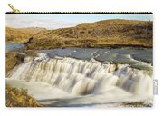 Paine River Waterfall Carry-all Pouch