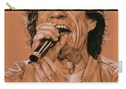 Paint It Black Carry-all Pouch
