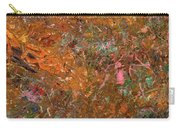 Paint Number 19 Carry-all Pouch by James W Johnson