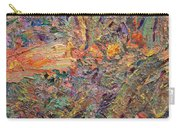 Paint Number 34 Carry-all Pouch by James W Johnson