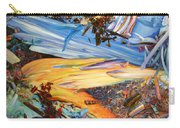 Paint Number 38 Carry-all Pouch by James W Johnson