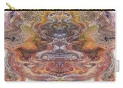 Paintblot Number Six Carry-all Pouch