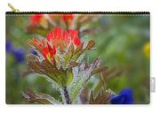 Paintbrush In The Mist Carry-all Pouch