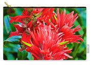 Paintbrush On Highline Trail In Glacier National Park-montana   Carry-all Pouch