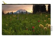 Paintbrush Sunset Carry-all Pouch