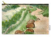 Paintbrush Trail Carry-all Pouch