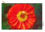 Painted Beauty Carry-all Pouch