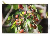 Painted Berries Carry-all Pouch