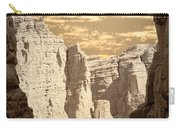 Painted Canyon Trail Carry-all Pouch