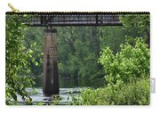 Painted Congaree Four Carry-all Pouch