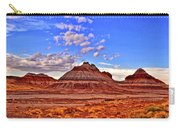 Painted Desert Colorful Mounds 003 Carry-all Pouch