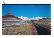 Painted Desert Road #3 Carry-all Pouch