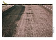 Painted Desert Road #4 Carry-all Pouch