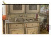 Painted Dresser Carry-all Pouch