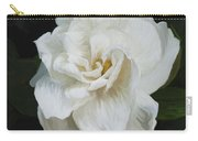 Painted Gardenia Carry-all Pouch