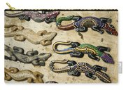 Painted Geckos Carry-all Pouch