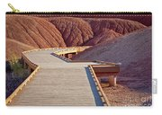 Painted Hills Boardwalk Carry-all Pouch