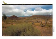 Painted Hills Landscape In Central Oregon Carry-all Pouch