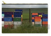 Painted Hives Carry-all Pouch