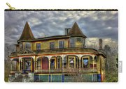 Painted House Sparta Georgia Carry-all Pouch