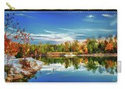 Painted Klondike Autumn Carry-all Pouch