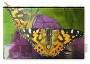 Painted Lady Butterflies Carry-all Pouch