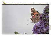 Painted Lady (vanessa Cardui) Carry-all Pouch