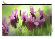Painted Lavender By Kaye Menner Carry-all Pouch