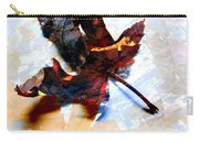 Painted Leaf Series 2 Carry-all Pouch