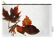 Painted Leaf Series 5 Carry-all Pouch