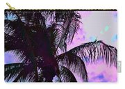 Painted Palms 4 Carry-all Pouch