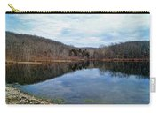 Painted Rock Conservation Area Carry-all Pouch