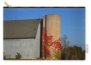 Painted Silo Carry-all Pouch