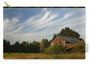 Painted Sky Barn Carry-all Pouch by Benanne Stiens