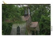 Painted St. Simons Church Carry-all Pouch