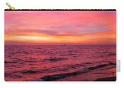 Painted Sunrise Carry-all Pouch