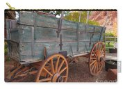 Painted Wagon Carry-all Pouch