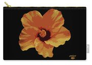 Painter Hibiscus Carry-all Pouch