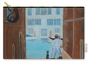 Painter In Venice Carry-all Pouch