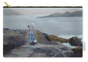 Painter Of The Sea - Art By Bill Tomsa Carry-all Pouch