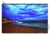 Painterly Beach Scene Carry-all Pouch