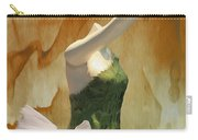 Painting A Ballet Dream Carry-all Pouch
