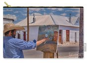 Painting Barrio Viejo Carry-all Pouch