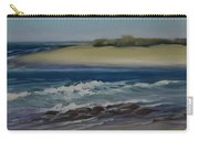 Painting Happy Valley Caloundra Qld Plein Air Painting Carry-all Pouch