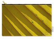 Painting It Yellow Carry-all Pouch