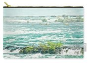 Painting Of Niagara Falls Carry-all Pouch