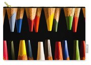 Painting Pencils Carry-all Pouch