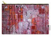 Painting The Town Red Carry-all Pouch