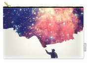 Painting The Universe Awsome Space Art Design Carry-all Pouch