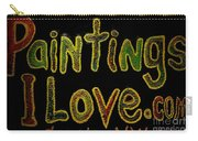 Paintings I Love.com 4 Carry-all Pouch